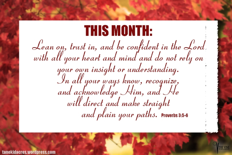 This Month...